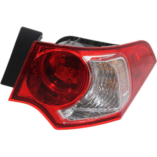 <B> New Tail Light Assembly Passenger Side Fits 2009-2010 Acura TSX AC2801113 33500TL0A01 </B>