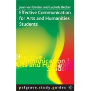Effective Communication for Arts and Humanities Students - eBook