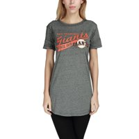 Women's Charcoal San Francisco Giants Enshrine Nightshirt