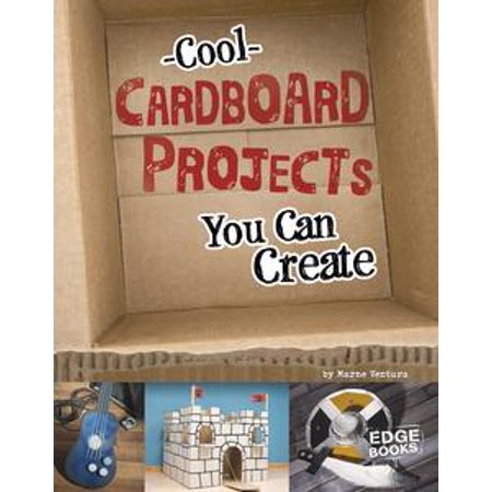 Cool Cardboard Projects You Can Create - - Cardboard Art Projects