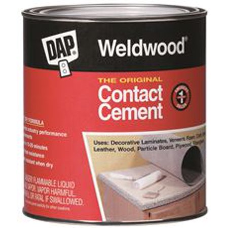 Contact Cement - Dap Weldwood Original Contact Cement, Gallon