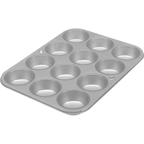 Range Kleen Non-Stick 12-Cup Muffin and Cupcake Pan