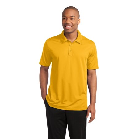 Sport-Tek® Posicharge® Active Textured Polo. St690 Gold Xs - image 1 of 1