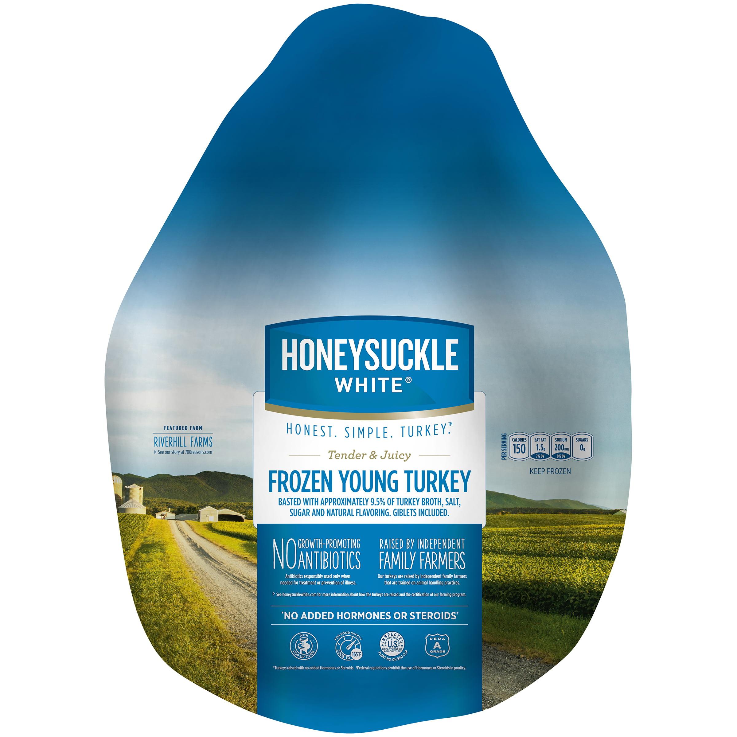 Honeysuckle White Frozen Young Turkey, 10.0-16.0 lb