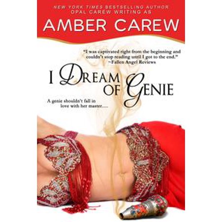 I Dream of Genie (Contemporary Fantasy Romance) - eBook - Dream Genie