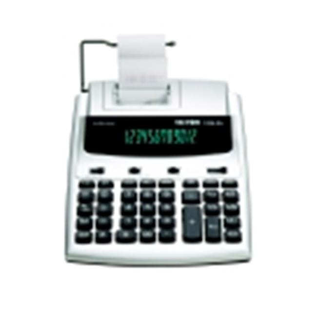 Victor 12-Digit Extra Large Fluorescent 3.0 Lps 2-Color Ink Printing Calculator