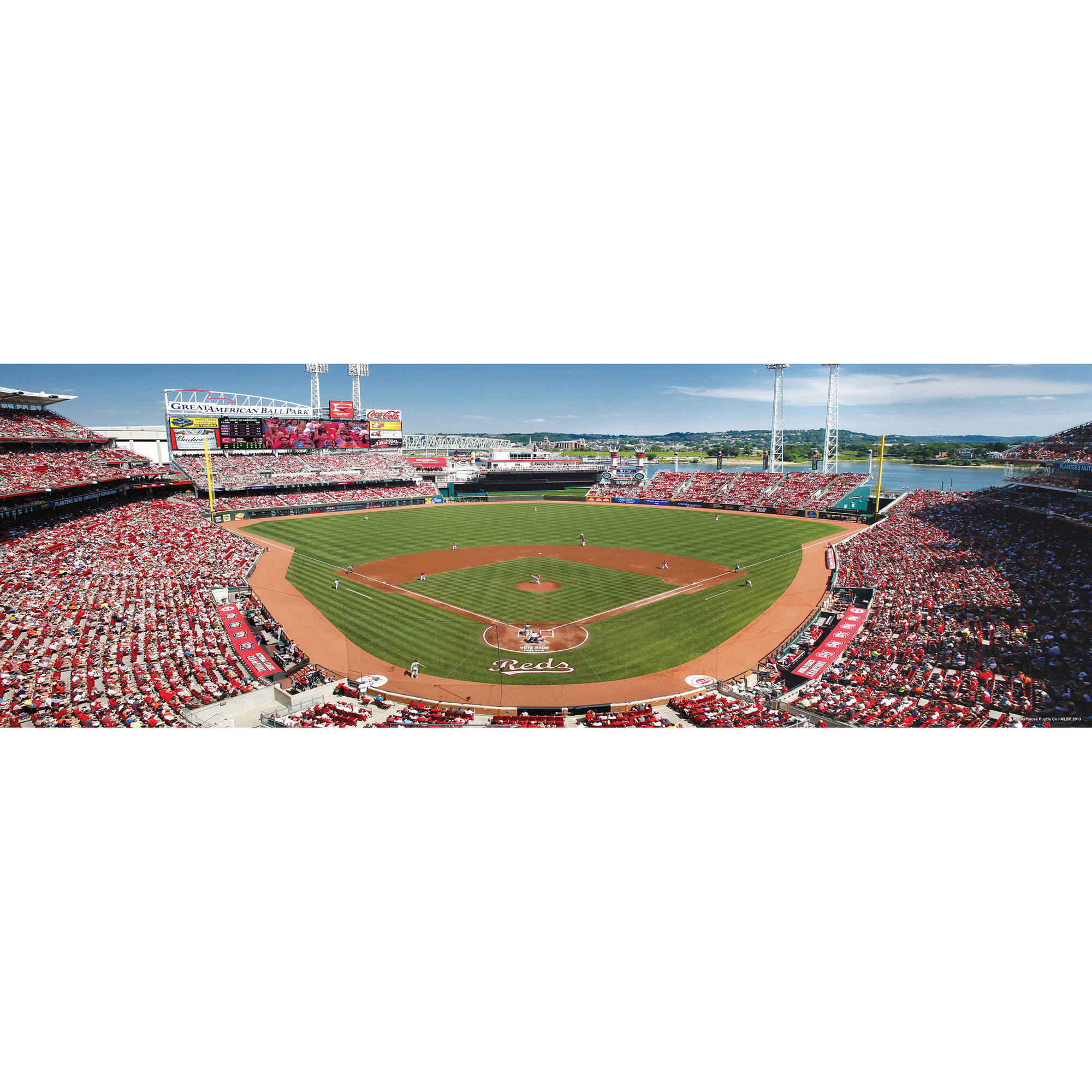 MasterPieces MLB Chicago White Sox 1000-Piece Puzzle