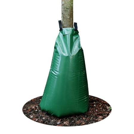 GardenHOME 20-Gallon (75L) Tree Watering Bag - Durable|UV Proof|Slow Release|Water Saving