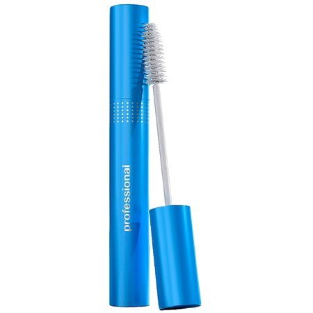 CoverGirl Professional 3-in-1 Mascara Straight Brush, Black Brown [210] 0.30 oz