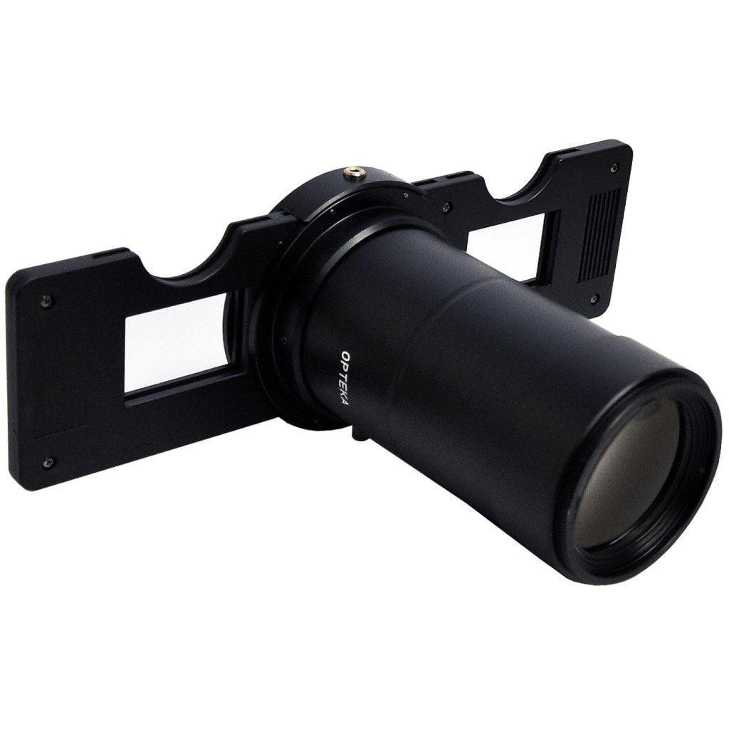 Opteka HD² Slide Copier with Bonus 10x Macro Lens for all...