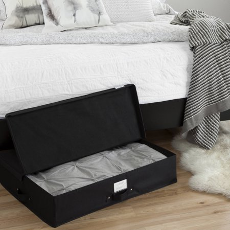 South Shore Storit Canvas Underbed Storage Box, Multiple Colors ()