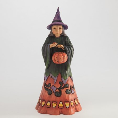 Jim Shore Halloween 4047835 Candy Corn - Jim Shore Halloween Figurines