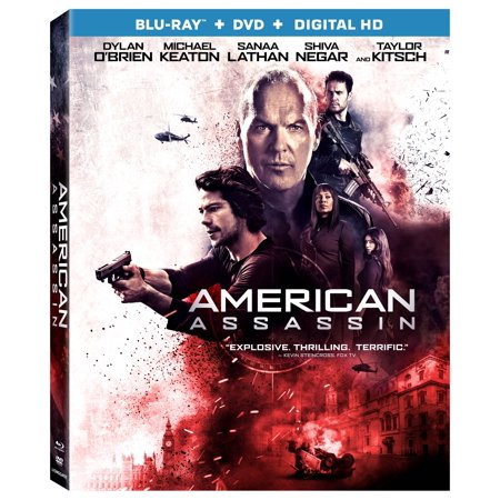 American Assassin  Blu Ray   Dvd   Digital Hd