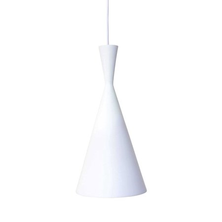 Beat Shade Tall Pendant Lamp - White - Reproduction - image 1 of 2