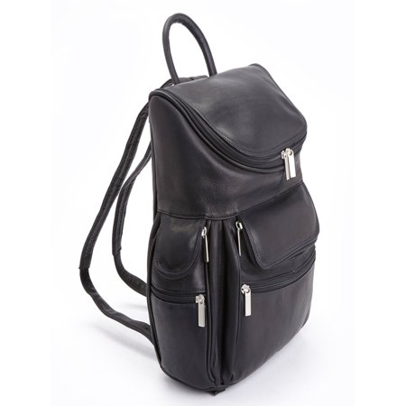 Colombian Leather (Royce Leather Colombian Genuine Leather Executive Laptop Backpack )