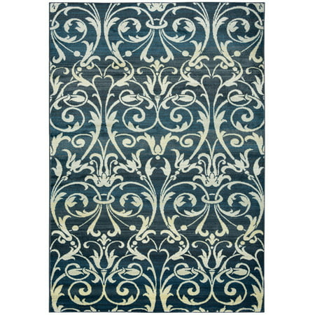 Rizzy Home Sorrento So4322 00 / Black Area Rug 9 Feet 10 Inches X 12 Feet 6 (1 Metre 80 In Feet And Inches)
