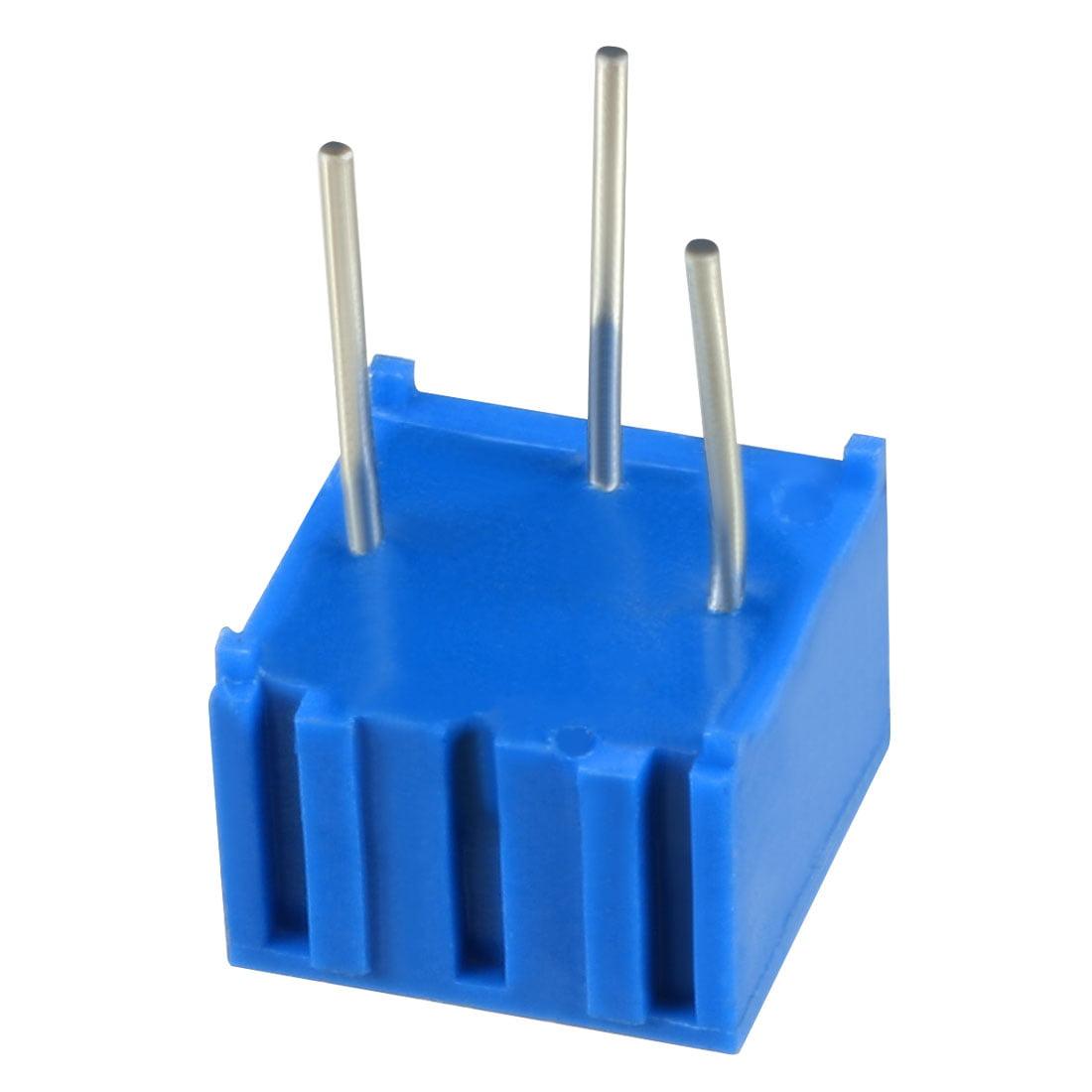 Resistors 200k Ohm Top Adjustment Horizontal Cermet Potentiometer 20 Pcs - image 1 de 6