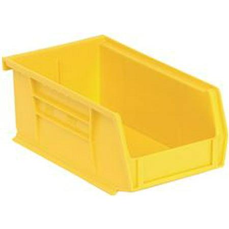 STACK AND HANG BIN, 7-3/8 IN. X 4-1/8 IN. X 3 IN., YELLOW per 15 Each](Yellow Boa)