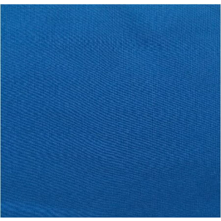 Poly Cotton Broadcloth 60 Inch Fabric by the Yard (F.E. (Royal Blue)