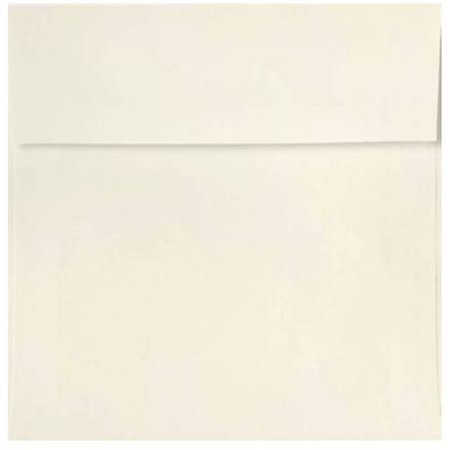 5 1/2 x 5 1/2 Square Envelopes - Natural (50 Qty.) (Square Chinese Red Envelopes)