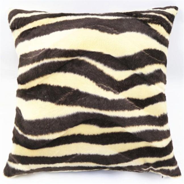 Animal Zebra Leopard Print Pillow Case Throw Cushion Cover Home Decor C by