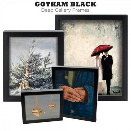 Gotham Deep Gallery Frames Set of 3 Professional Made to Order No (Ordering Glasses Frames Online)