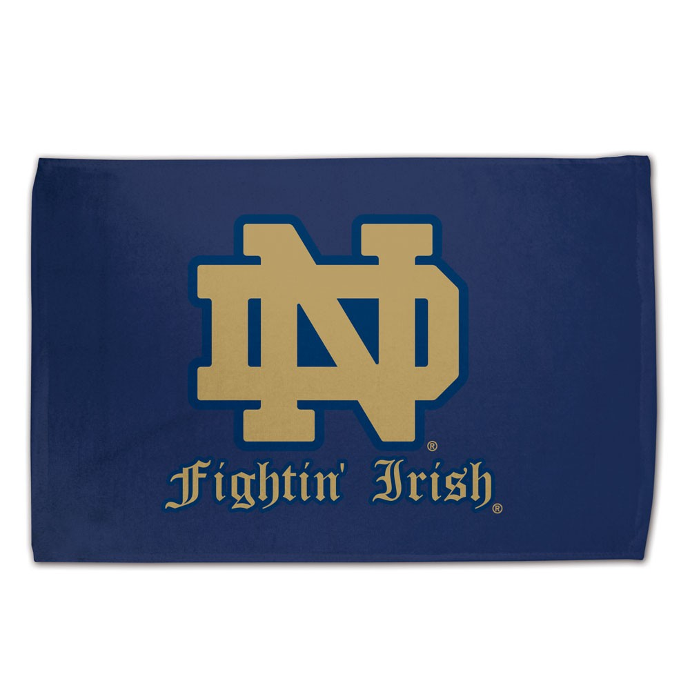 Notre Dame Fighting Irish Official NCAA 15 inch  x 25 inch  Sport Towel by Wincraft