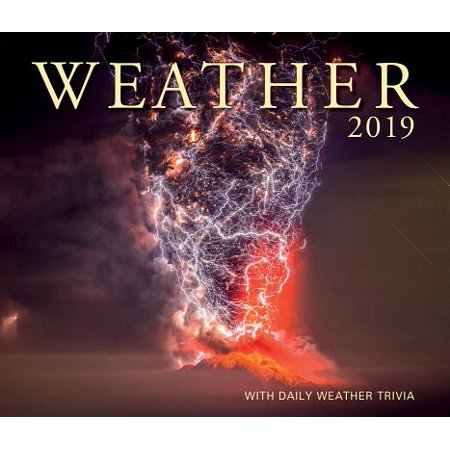 Weather 2019: With Daily Weather Trivia (Other)](Halloween 4 Trivia)