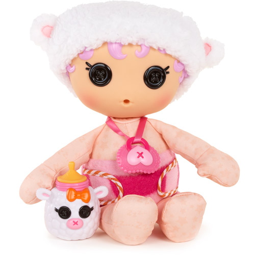 Lalaloopsy Babies Doll - Pillow Featherbed