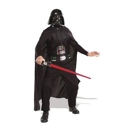 Adult Economy Darth Vader Costume Rubies 16612](Darth Vader Costumes)