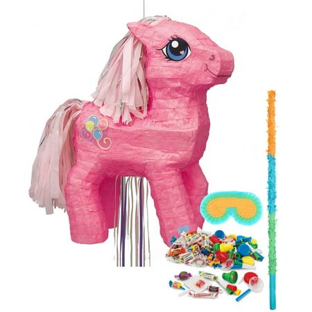 My Little Pony Pinkie Pie Pinata Kit](Little Mermaid Pinatas)