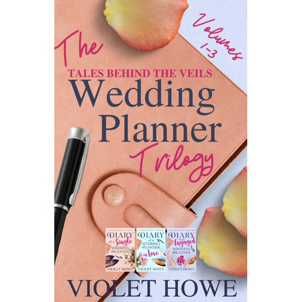The Wedding Planner Trilogy - eBook
