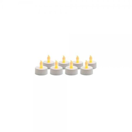 Inglow Flameless Tea Light Candles, Whit](Bulk Flameless Tea Lights)