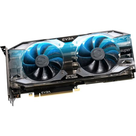 EVGA GeForce RTX 2080 SUPER XC ULTRA GAMING 8GB GDDR6 Video Graphics Card (Best Gaming Video Card)