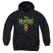 The Munsters 50 Year Logo Big Boys Pullover Hoodie