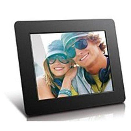 Aluratek ADPF08SF 8-inch Digital Photo Frame - 800 x 600