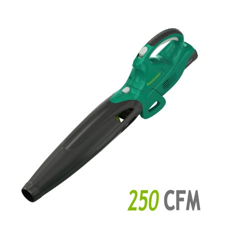 Weed Eater 20-Volt Cordless Interchangeable 250 CFM / 80 MPH Handheld Blower (includes 2.5Ah battery) ()