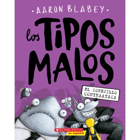 Los tipos malos en el conejillo contraataca (The Bad Guys in the Furball Strickes Back) - eBook - El Halloween Es Malo