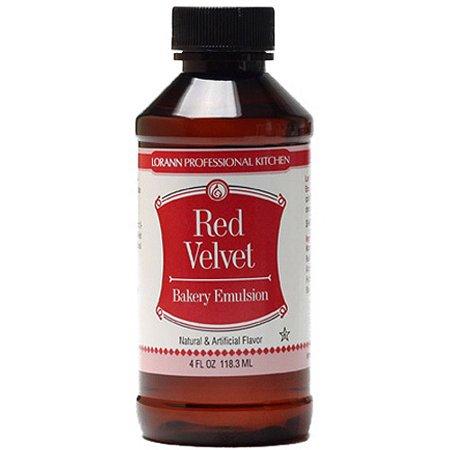 Lorann Oils Red Velvet Bakery Emulsion
