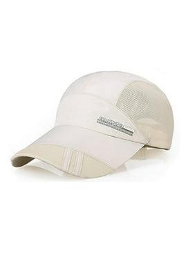 0e7966afa2332e Product Image PaZinger Summer Baseball Cap Quick Dry Mesh Back Cooling Sun  Hats Flexfit Sports Caps for Golf