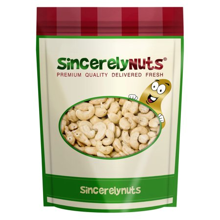 Sincerely Nuts Organic Cashews Raw Whole, 2 LB