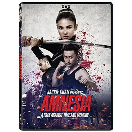 Jackie Chan Presents  Amnesia