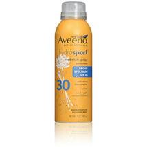 Sunscreen & Tanning: Aveeno HydroSport