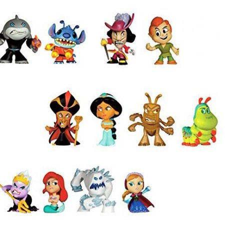 Disney Heroes vs. Villains Mystery Minis (1 random mystery mini)](Famous Disney Villains)