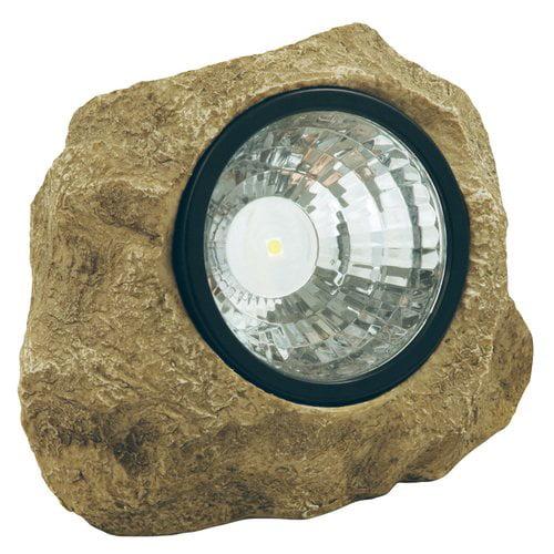 Moonrays 1 Light LED Rock Spot Lights