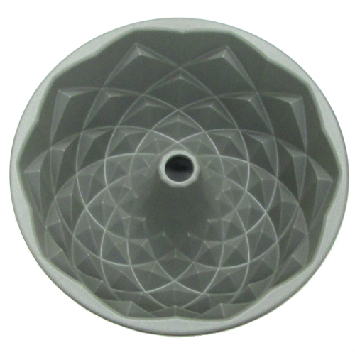 Nordic Ware 88302 Commercial Jubilee Round Bundt Pan by