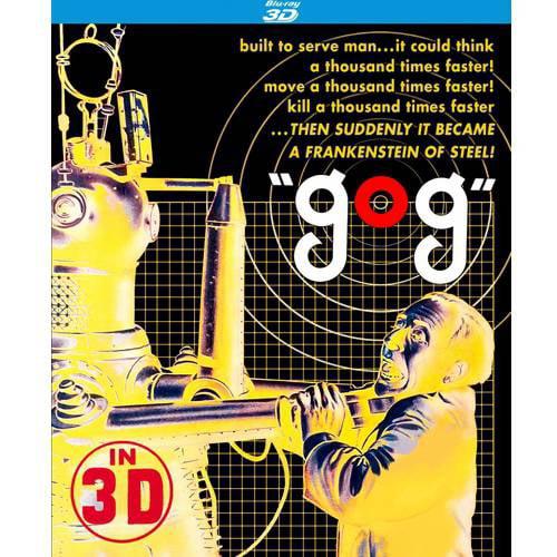 GOG (3D Blu-ray) KICBRK1759
