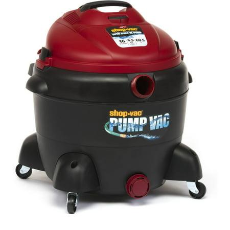 Shop Vac 16 Gallon Pump Vacuum