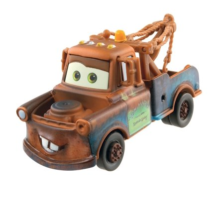 Disney/Pixar Cars 3 Mater Die-cast Vehicle with - Mater Vehicle