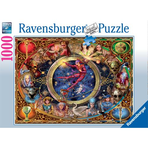 Ravensburger Tarot 1000 Piece Jigsaw Puzzle by Ravensburger